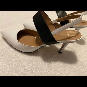 Almost brand new gorgeous Italian heels by LEWIT